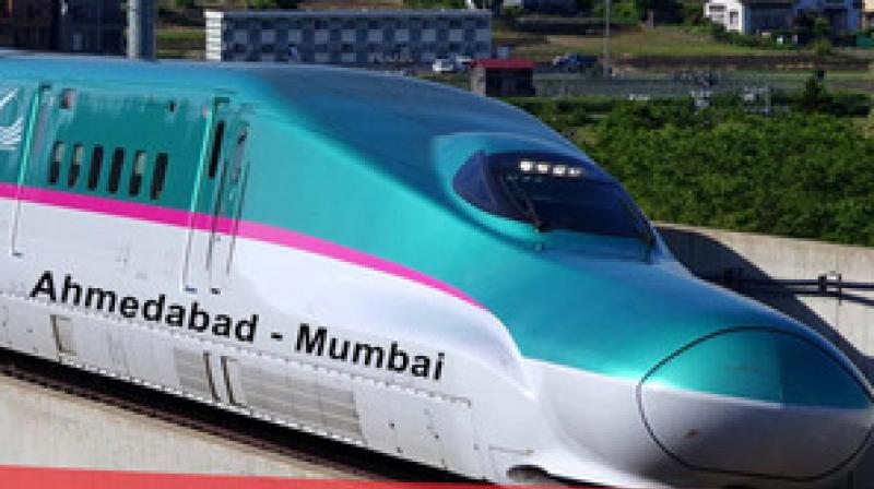 The bullet train between Ahmedabad and Mumbai will run a total length of 508 km, of which 21 km will be covered in the tunnel under sea. (Photo: File | NHSRCL website)