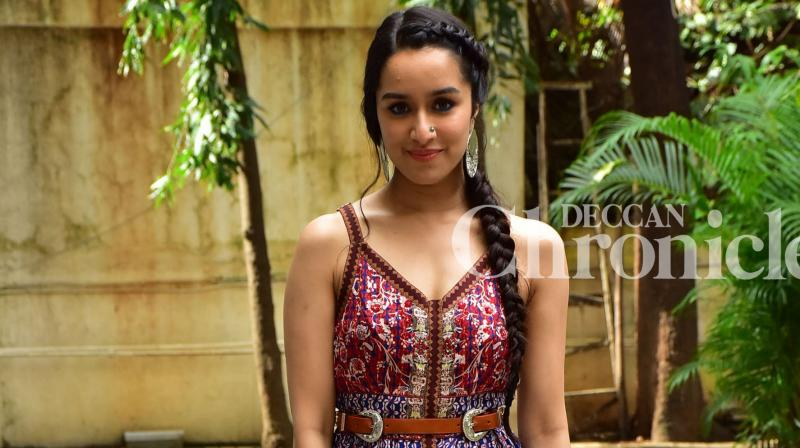Shraddha Kapoor recently featured in the music video 'High Rated Gabru.'