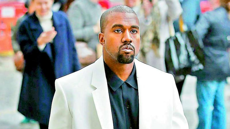 Kanye has taken to Twitter to offer his musical talents to the Deadpool franchise.