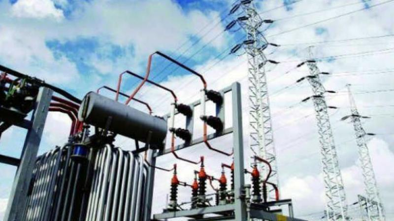 Spot power price touched over nine-year high of Rs 14.25 per unit in the day ahead market (DAM) on Indian Energy Exchange for supply on Thursday, mainly on account of higher demand.