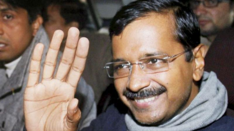 The Supreme Court dismissed a plea seeking stay on the nationwide release of the movie 'An insignificant man', which the petitioner claimed was based on the life of Delhi Chief Minister Arvind Kejriwal. (Photo: File)