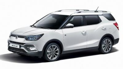 Mahindra XUV300 also utilises a modified version of the regular Tivoli's platform.