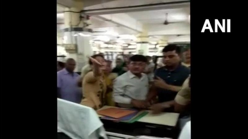 Maharashtra Association of Resident Doctors has urged the government to make necessary changes to ensure protection of doctors. (Photo: ANI)