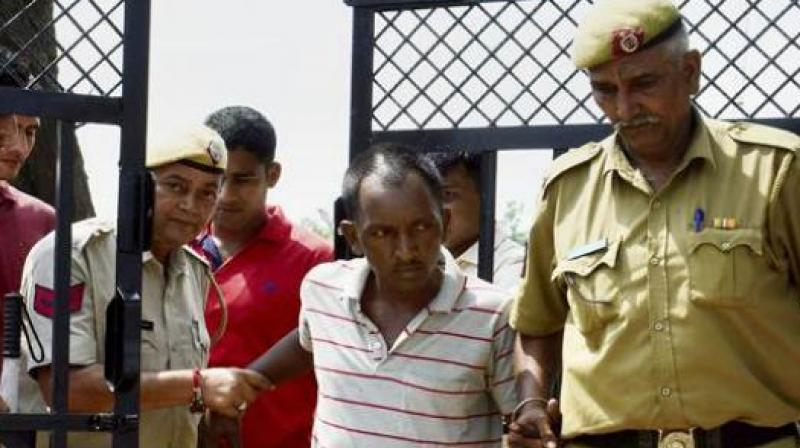 The Gurgaon police arrested bus conductor Ashok Kumar in hurry and even Haryana CM Khattar congratulated the team for cracking case the same day. (Photo: PTI/File)