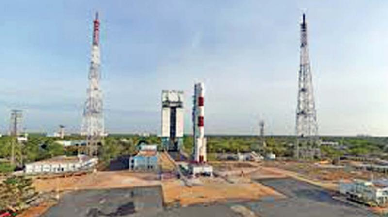 The Isro's most reliable launch vehicle PSLV had tasted the first failure in two decades on August 31 while launching the navigation satellite IRNSS-1H. (Photo: DC)