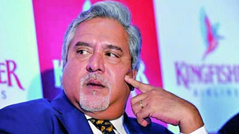 Speaking to reporters outside the court, Mallya said, 'The prosecution has argued their case. It's now for judges to decide.' (Photo: File)