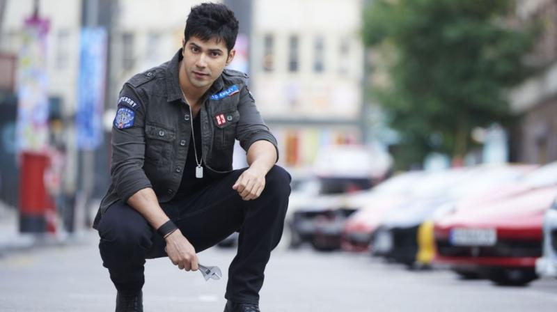 Varun Dhawan will soon be seen in his father David Dhawan's action comedy 'Judwaa 2', which also stars Jacqueline Fernandez and Taapsee Pannu.