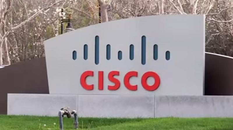 Cisco began making that push under Chief Executive Chuck Robbins after sales declines in its core network hardware business.