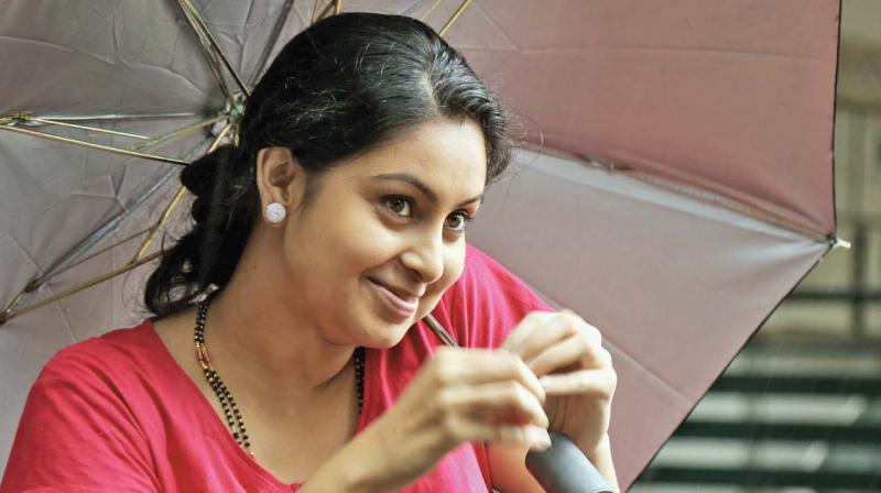 Abhinaya in the film