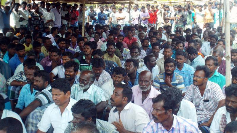 Tamil Nadu Party Leaders Voice Their Anger Seek Action