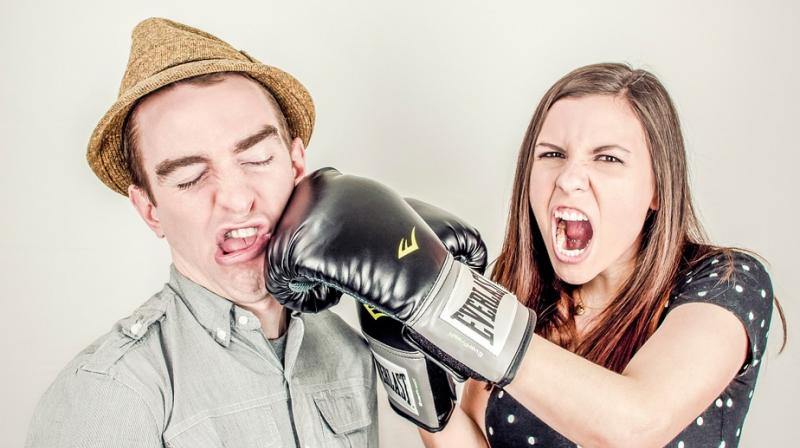 Study explains how children can benefit from parents fighting.