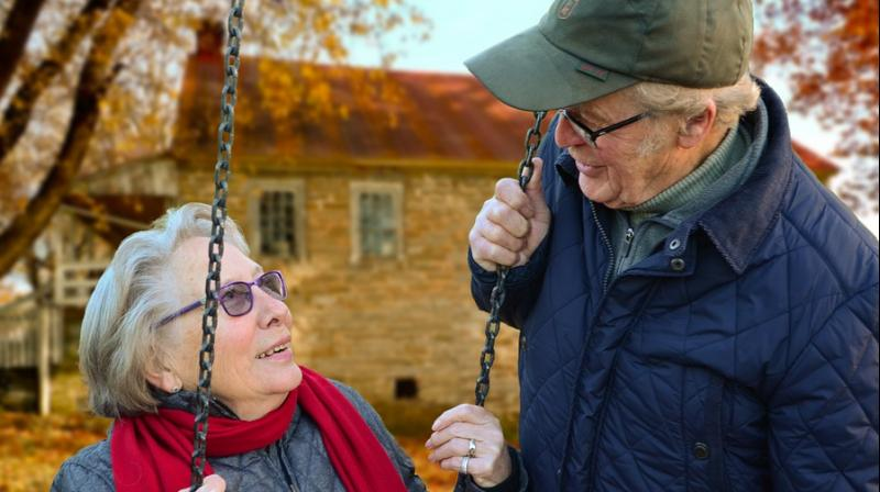 Touching picture of elderly couple helping young stranger to tie a tie goes viral (Representational Image. Photo: Credit: Facebook)