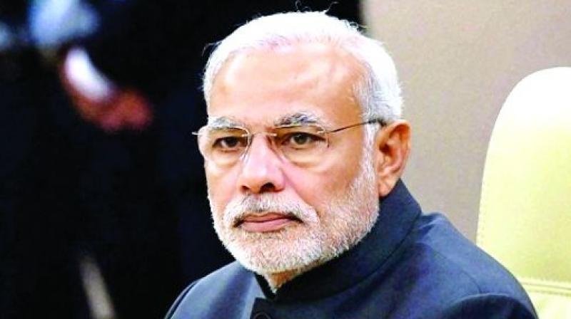 'My prayers & solidarity with those who lost their loved ones in the unfortunate bus accident in Uttarkashi', Narendra Modi said. (Photo: File)