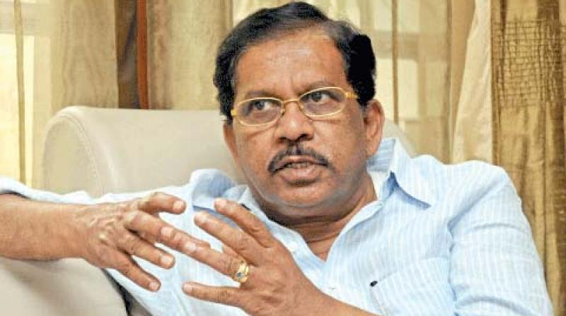 Dr G. Parameshwar, KPCC President