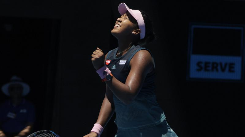 Naomi Osaka has withdrawn from the WTA Finals in Shenzhen due to an injury to her right shoulder, tournament organisers said on Tuesday. (Photo: PTI)