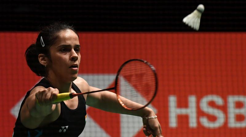 Saina Nehwal had an impressive start to the season, losing semifinal spot at Malaysia Masters. (Photo: AFP)
