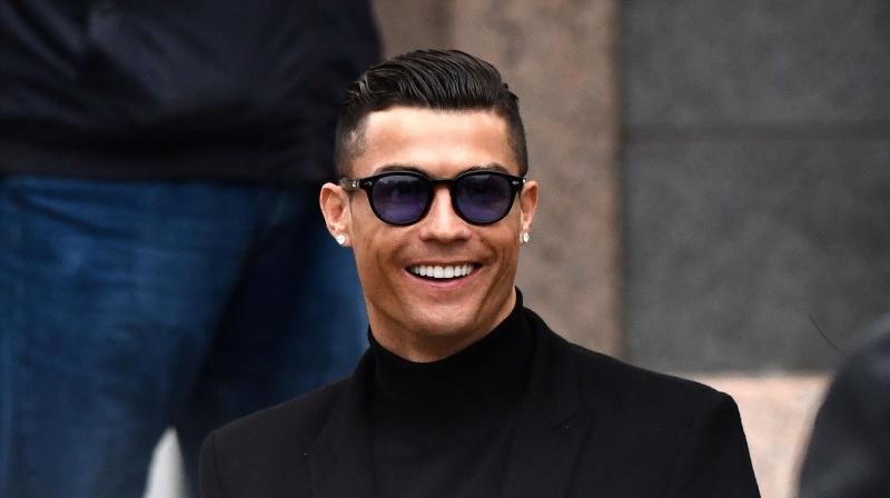 Ronaldo will not have to serve time in prison because judges in Spain can suspend sentences for two years or less for first-time offenders. (Photo: AFP)