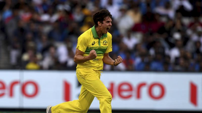 Richardson, who was impressive in the ODI series against India, comes in for the injured Josh Hazlewood. (Photo: AP)