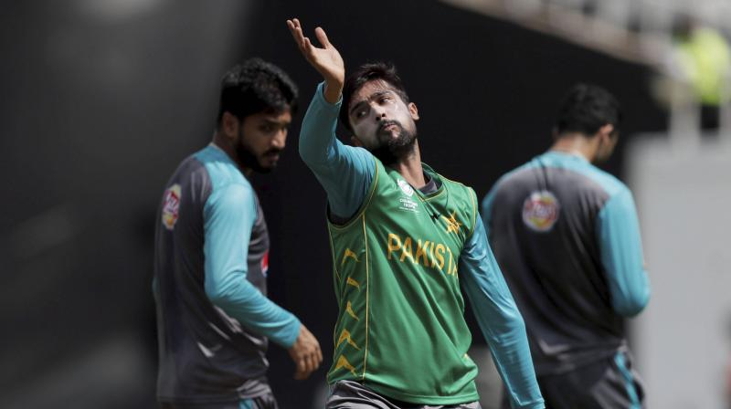 Amir is the only change in Pakistan's 15-man squad that whitewashed New Zealand and Australia 3-0 in the United Arab Emirates last year. (Photo: AP)