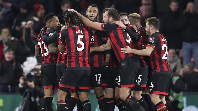 At Dean Court, Chelsea suffered a second successive defeat that left their bid to qualify for the Champions League under severe threat. (Photo: AP)