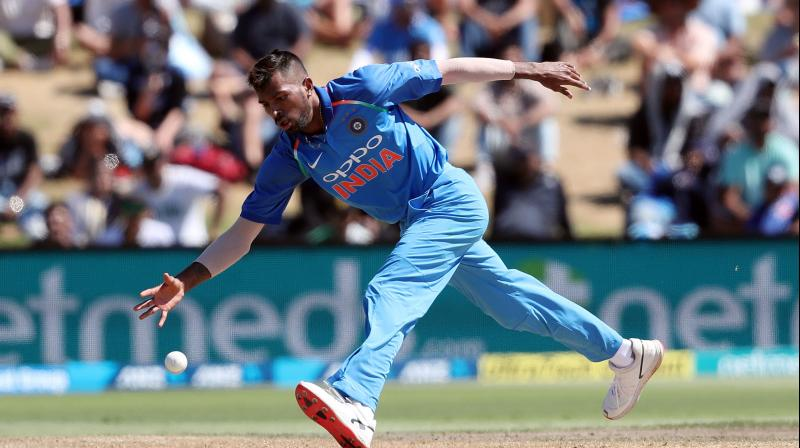 Hardik has played a pivotal role in Mumbai Indians' record fourth title triumph in the IPL recently, coming into the lucrative T20 league after enduring a tumultuous phase following his outrage-evoking remarks on women on a chat show. (Photo: AP)