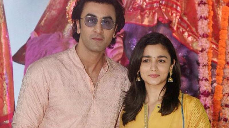 Image result for is ranbir kapoor and alia bhatt are engaged here are the report says