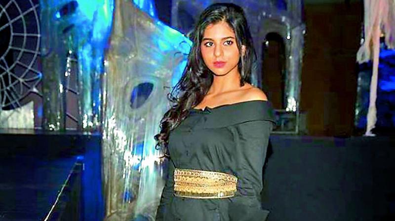 Suhana Khan.