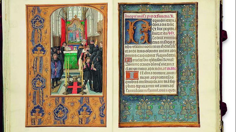 Rothschild Prayer Book.