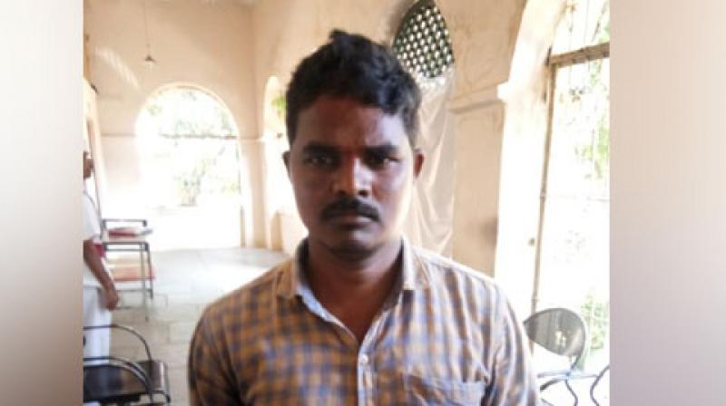 It was found by the police that the accused was an old offender and had been behind bars for murdering his wife over dowry in 2015 but was released on bail. (Photo: ANI)