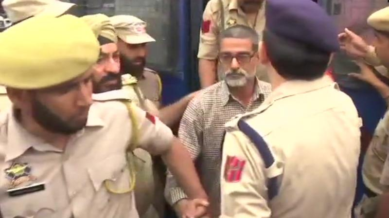According to the chargesheets filed by the Crime Branch, the murder was part of a carefully planned strategy to remove the nomadic community from Kathua's Rasana village. (Photo: ANI/Twitter)