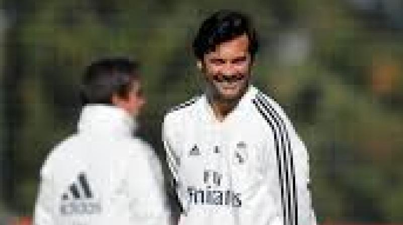 For Solari, that is a high bar set, and a reminder perhaps of why Madrid found so few elite coaches eager to follow Zidane last summer. (Photo: Twitter)