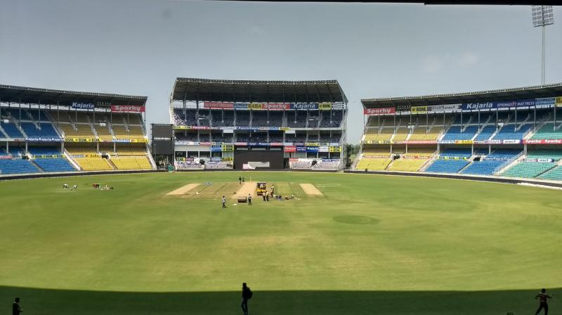 Jamtha stadium. (Photo: Twitter)