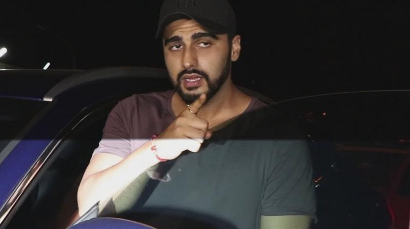 Arjun Kapoor was last seen in a song in 'Bhavesh Joshi Superhero.'