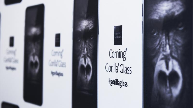 OPPO was also one of the first adopters of Gorilla Glass 5. (Image: Corning)