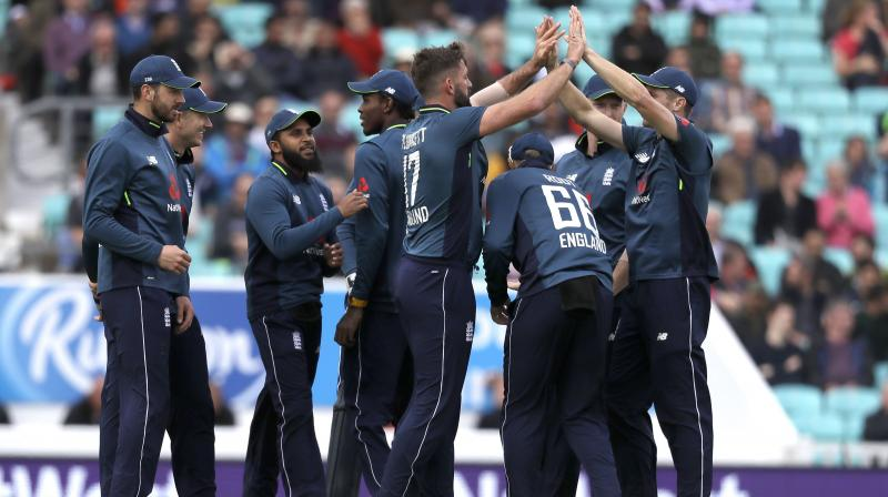 England racked up three totals of 350 plus against Pakistan, playing the kind of attacking cricket that was unimaginable when they limped out of the 2015 World Cup at the group stage. (Photo: AP)