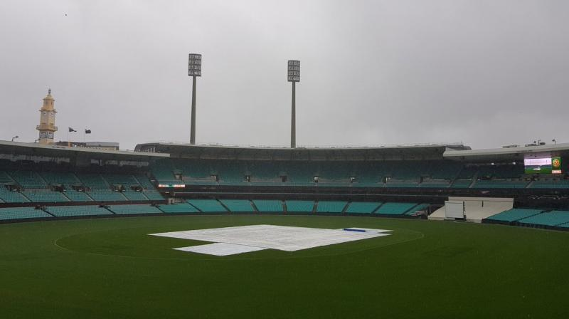 There is more rain forecast for Thursday morning but the weather is expected to clear from day two afternoon. (Photo: BCCI)