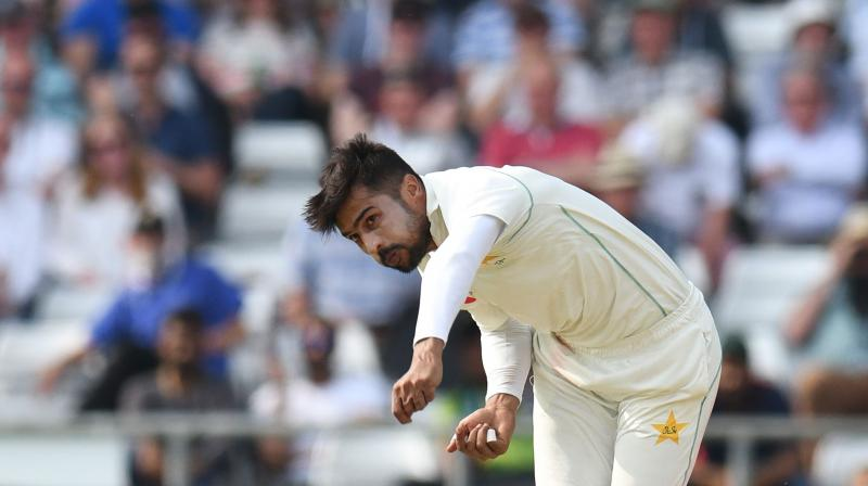 Arthur said that Amir is following up on the information that the former Pakistan all-rounder Azhar Mahmood and he have sent through to him. (Photo: AFP)