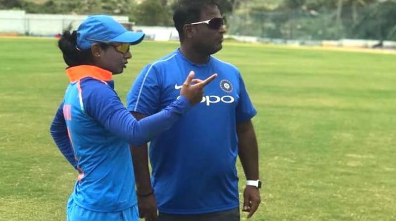 Powar's post on Twitter irked many fans who stood in support of Mithali, stating she deserved better treatment from the team management. (Photo: BCCI)