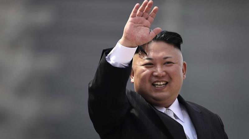 North Korean leader Kim Jong Un 'makes surprise visit to China'