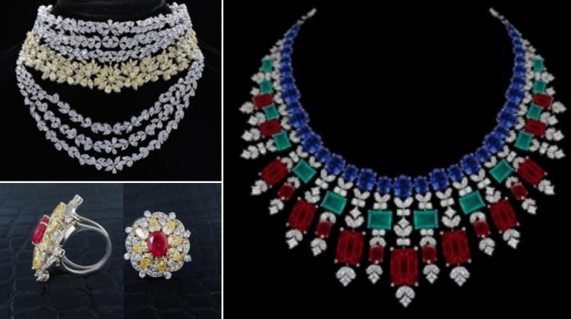 Jewellery, considered the perfect adornment, an accessory which brings out beauty -making one stand out of the crowd, is the indulgence of the season.