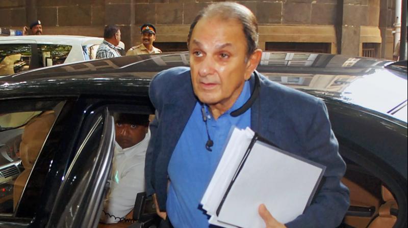 Tata Steel Independent Director, Nusli Wadia (Photo: PTI)