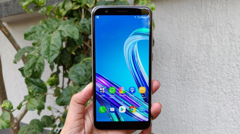The ASUS ZenFone Max M1 is a powerhouse.