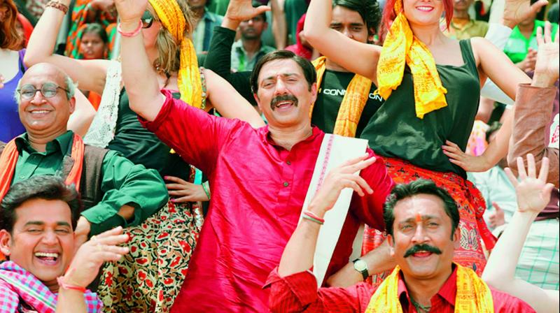 The film was banned by the CBFC for its potentially inflammatory statements and content pertaining to the holy city of Varanasi.(Photo: DC)