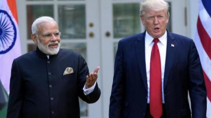 Indian and US trade negotiators will meet on Friday, with little sign of a compromise on a series of protectionist measures taken by the two governments in recent months that have strained ties between the strategic partners. (Photo: File)