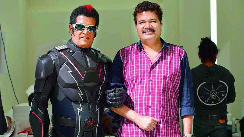 I am the best critic of all my movies: Director Shankar