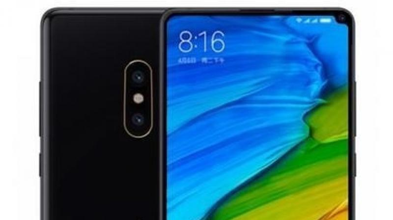 Teaser reveals Xiaomi Mi MIX 2S will come with wireless charging support