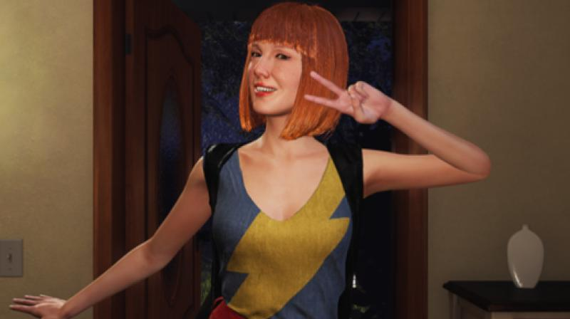 House Party developers have added a new guest that is voiced and modelled after a real person. (Photo: Eek! Games)