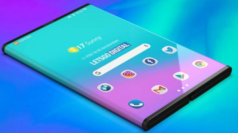 Xiaomi foldable phone will come with an interesting feature. (Photo: LetsGoDigital)