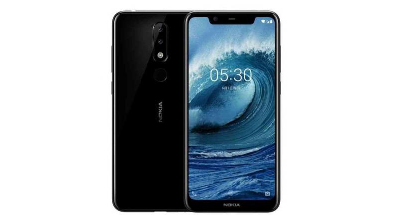 The handset is expected to be powered by an octa-core MediaTek Helio P60 chipset aided by up to 6GB of RAM and 64GB of internal storage.