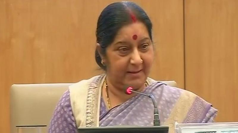 Union minister Sushma Swaraj had promised that the girl would be brought back, while Maneka Gandhi had expressed her anguish.